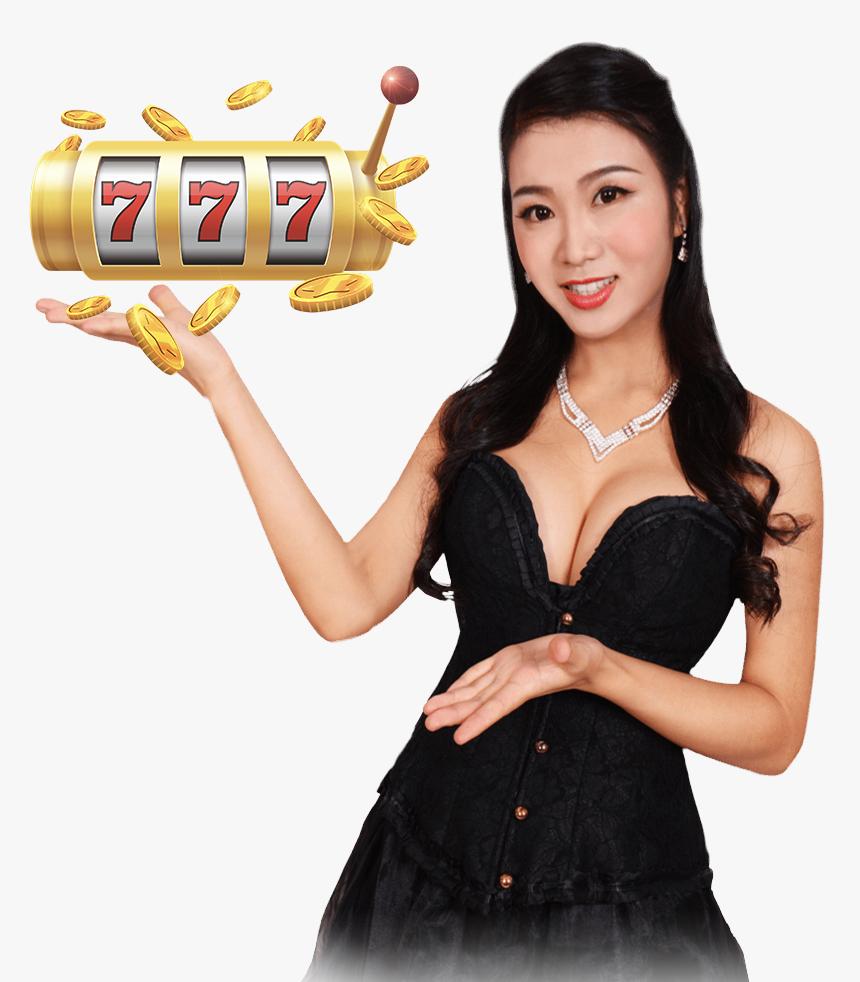 Asian Slot Girl
