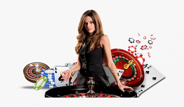 Casino Online Sexy Girl