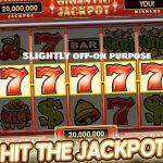 Jackpot Permainan Slot
